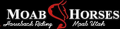 Moab Horses Logo